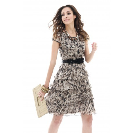 Printed Dress